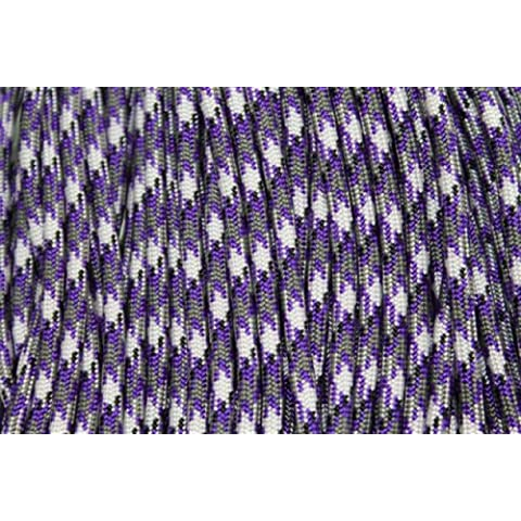Purple Passion Camo 50 Ft 550lb Type III Paracord Survival Rope by PARACORD PLANET