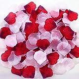 Erosion 3000 stücke Mischseide Rosenblätter Künstliche Blütenblätter für Hochzeiten, Veranstaltungen und Dekorieren