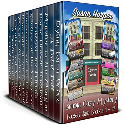 Boxed Set: Books 1 - 12 (English Edition) ()