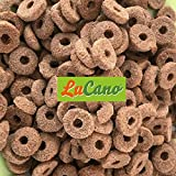 15 kg LuCano Ring Krokette | mit Lecithin für die Abwehrkräfte | Hunde Trockenfutter ohne Soja