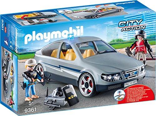 Playmobil City Action 9361 Niño kit de figura de juguete para niños - kits de figuras de juguete para niños (5 año(s), Niño, Multicolor)