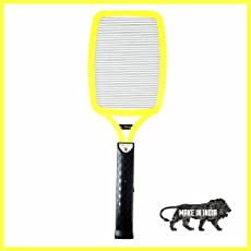 Yes Power Mosquito Racket / Bat (Yellow)