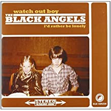 Watch Out Boy I'd Rather Be Lo [Import USA]