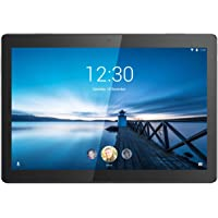 Lenovo Tab M10 25,5 cm (10,1 Zoll, 1920x1200, FHD, IPS, Touch) Tablet-PC (Octa-Core, 3 GB RAM, 32 GB eMMC, WLAN, Android 9) schwarz