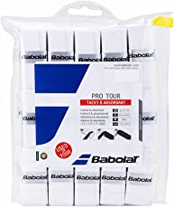 Babolat Pro Tour X 30 Tennis Grip (White)