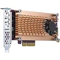 QNAP QM2-2P-344 2-Slot PCIe Gen 3 Network Expansion Card for m.2 PCIe SSDs