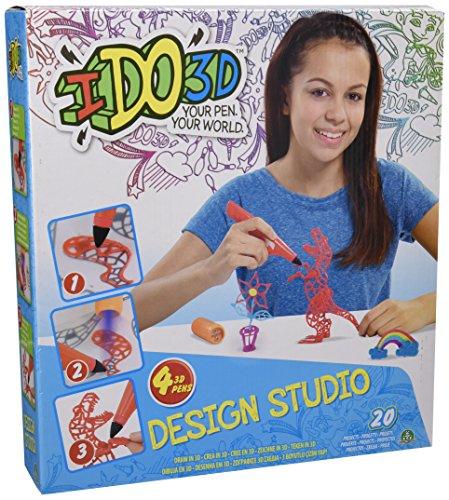 Preisvergleich Produktbild Giochi Preziosi 70152061 - Kinder-Bastelsets IDO3D Activity Pack