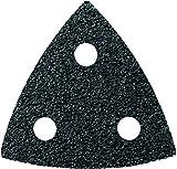 Worx WA2114 - 220 granos hojas de lija para sonicrafter / herramienta oscilante / multi-herramienta
