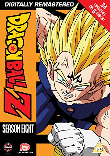 Produktbild Dragonball Z Season 8 [DVD] [UK Import]