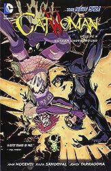 Catwoman Vol. 4: Gotham Underground (The New 52) by Ann Nocenti (2014-06-03)