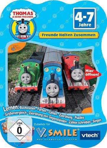 Preisvergleich Produktbild VTech 80-092344 - V.Smile Lernspiel Thomas und seine Freunde