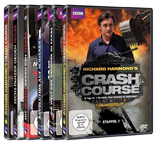 BBC-Doku-Package - Außergewöhnliche Dokumentationen aus dem Hause BBC (6 DVDs)