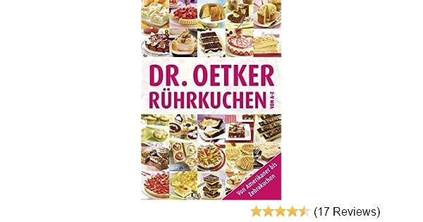 Ruhrkuchen Von A Z Von Amerikaner Bis Zebrakuchen A Z Paperback