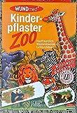 2´er Pack Wundmed Kinderpflaster Zoo 10 Stück (2*10 Stk.)