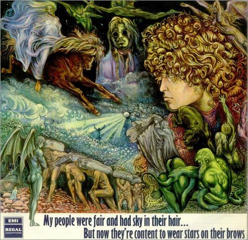 MY PEOPLE WERE FAIR & HAD SKY IN THEIR HAIR...[SLRZ1003]1968 VINYL LP