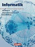 Informatik/ITG - Sekundarstufe I: Informatik - Sekundarstufe I - Ausgabe Volk und Wissen: Informatik, Ab Klasse 9 - Uwe Bähnisch, Prof. Dr. Rüdiger Erbrecht, Dr. Ralf Feuerstein, Andreas Gramm, Joachim Haß, Markus Holm, Dr. Dietmar Karau