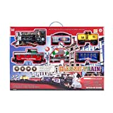 #8: Venus-Planet Of Toys, Train Set With Light Smoke And Music Battery Operated Multi Track Battery Operated For Kids Of Age 6 And Above
