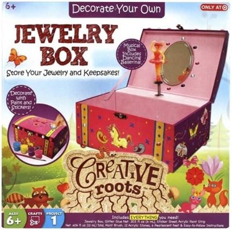 Decorate your own Jewelry Jewelry Jewelry Box 91dea7