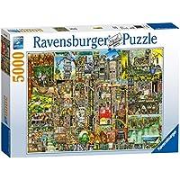 Ravensburger Colin Thompson - Bizarre Town, 5000pc Jigsaw Puzzle