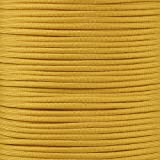 #8: PARACORD PLANET 1000 Ft 550 Cord Paracord Spool - Type III Mil-Spec Commercial - 25+ Colors - Wholesale Paracord (Neon Yellow)