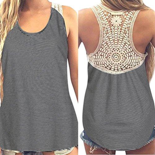 MRULIC Damen Sommer Kurzarm T-Shirt V-Ausschnitt mit Schnürung Vorne Oberteil Tops Bluse Shirt (XL, Z-Z-Schwarz)