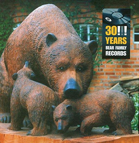 30 Years Bear Family Records