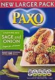 Paxo Sage & Onion Stuffing Mix - 3 x 190g