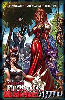 Wonderland Band 3 - Flucht aus dem Wunderland