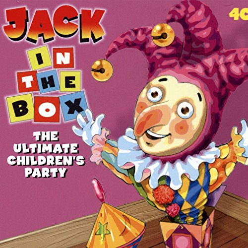 Box Head Jack In The (Heads, Shoudlers, Knees And Toes)