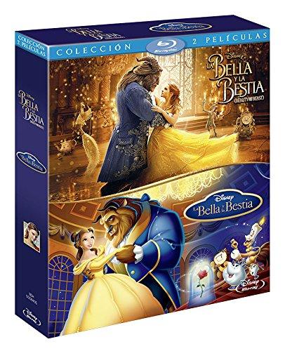 Pack-La-Bella-Y-La-Bestia-Imagen-Real-La-Bella-Y-La-Bestia-Animacin-Blu-ray