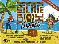 Escape box Pirates par Stéphane Anquetil