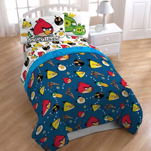 Commonwealth Angry Birds Stop Madness twin-single Bett Tröster (Sammlung Bett Tröster)