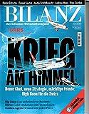 Bilanz (CH) 20 2015 Swiss Airline Krieg am Himmel Zeitschrift Magazin Einzelheft Heft