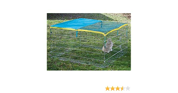 Kerbl Small Animal Spare Sun Protection for Outdoor Enclosures 115 x 115 x 65...
