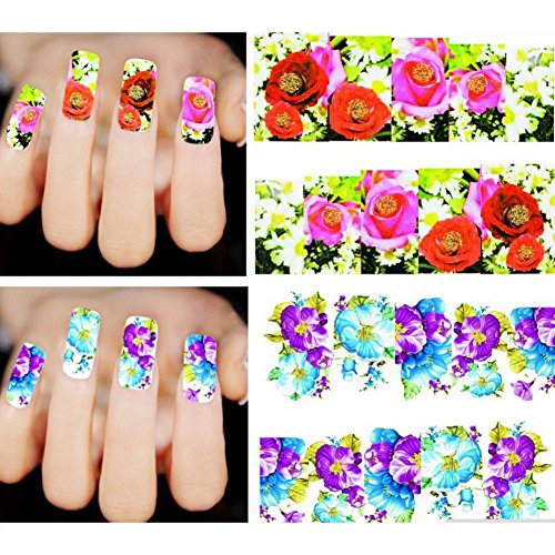 Msmask nail art stickers stamping decals new fashion professionale women lady 114pcs 9d