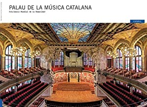 Fotoguia palau de la musica catalana (castellano) editado por Triangle postals