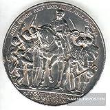 Deutsches Reich Jägernr: 110 1913 vorzüglich Silber vorzüglich 1913 3 Mark Preussen Wilhelm II. Befreiu (Münzen für Sammler)