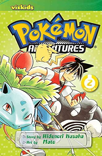 [Pokemon Adventures: 02] (By: Hidenori Kusaka) [published: August, 2013]