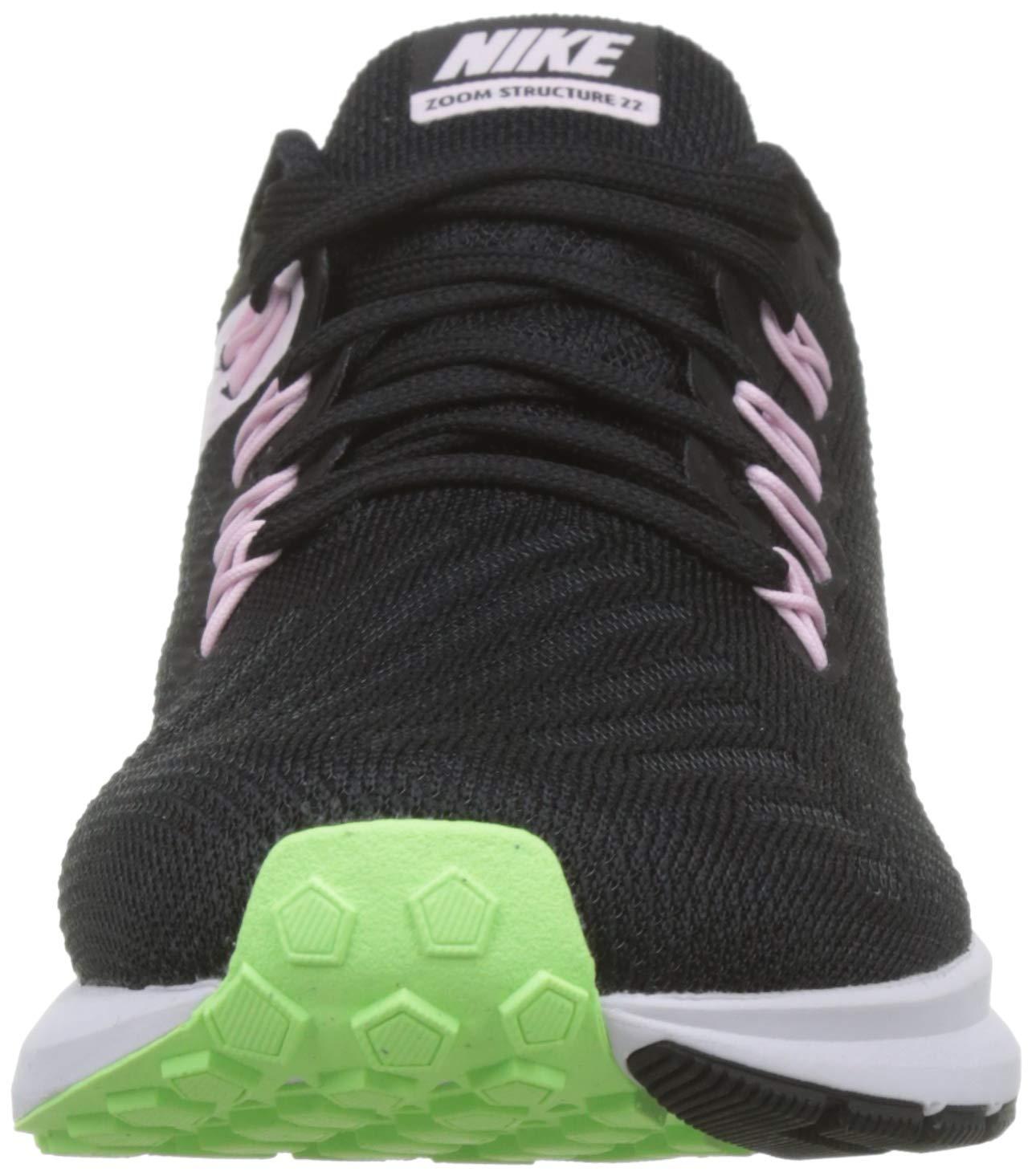 Nike Damen Air Zoom Structure 22 Leichtathletikschuhe, schwarzMehrfarbig, EU