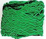 Anhängernetz grün , 2,20 x 1,50 m , Containernetz , Sicherungsnetz , Ladungssicherungsnetz