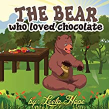 The Bear Who Loved Chocolate (English Edition)
