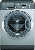 Hotpoint WMAQF721 Washing Machine Aquarius 1200rpm Graphite