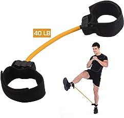 FITSY® Leg Strength Resistance Band, 40 LB - Orange