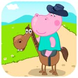 Kinder-Pony-Rennen