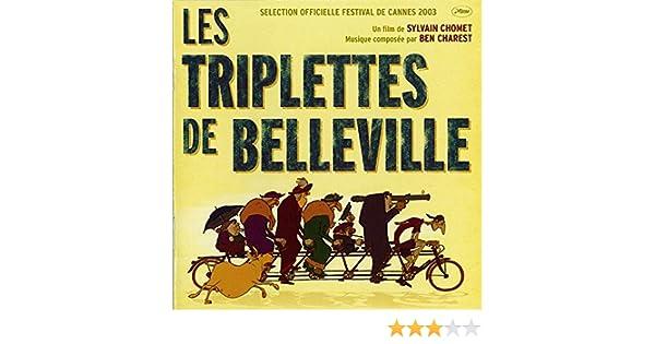 TÉLÉCHARGER LES TRIPLETTES DE BELLEVILLE LE FILM