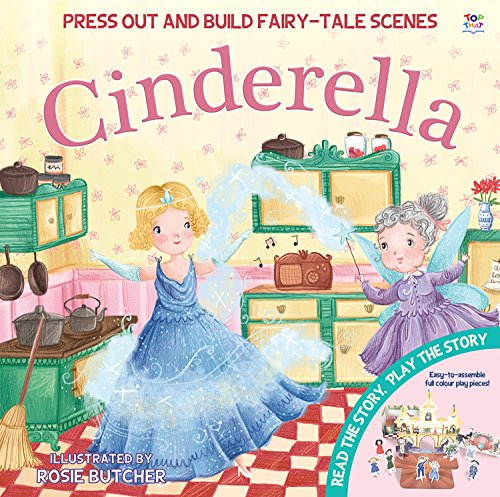 Cinderella (Junior Press Out & Build)