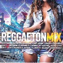 Reggaeton Mix [CD] 2015