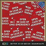 Exs promozione preservativi aperto in caso di emergenza design