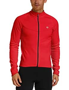 Pearl Izumi Men's Select Thermal Jersey - True Red, Small