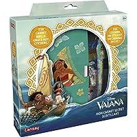 Lansay - Disney Princess Vaiana Mon Carnet Secret, 25107